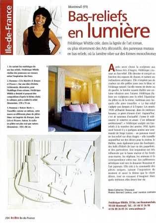 article art et decoration